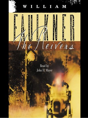 cover image of The Reivers
